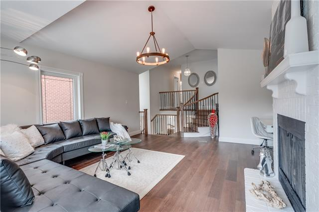 Living Space, 66 Springfield, Thornhill Home Staging