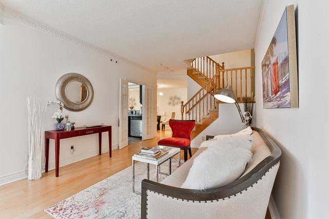 Main Floor, 5418 Yonge St., Toronto Home Staging