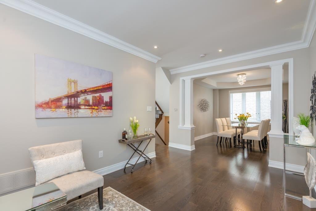 Main Floor, 59 Stanton, Woodbridge Home Staging