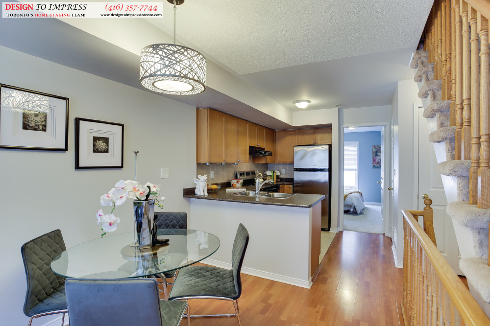 Main Floor, 41 Foundry, Toronto Home Staging