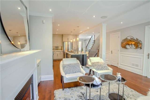 Mantle, 202 Windermere, Toronto Home Staging