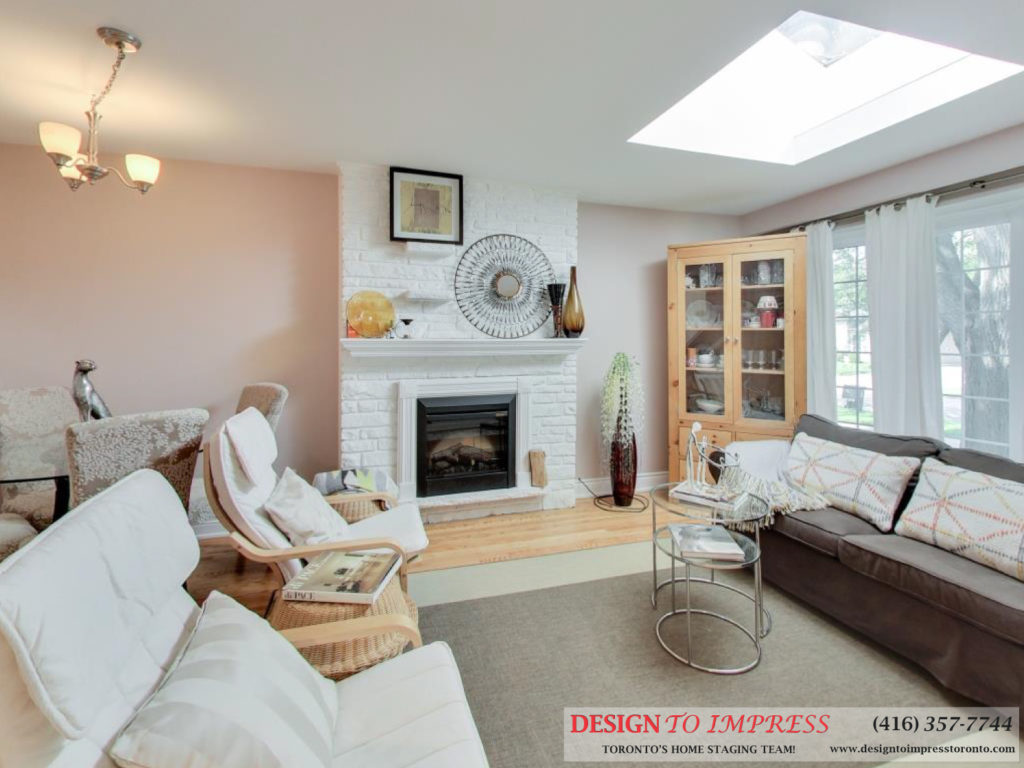 Mantle, 41 Bournville, Scarborough Home Staging