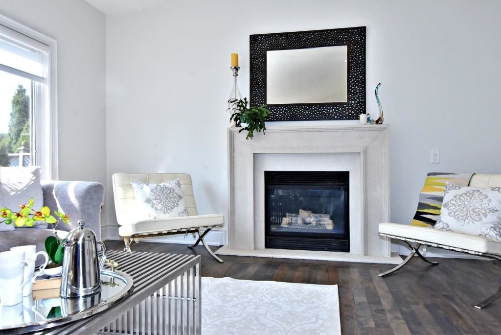 Mantle Space, 91 Wheeler, East York Home Staging