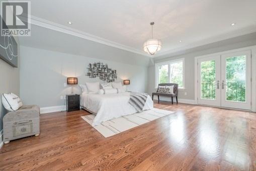 Master Bedroom, 188 Glenvale, Toronto Home Staging