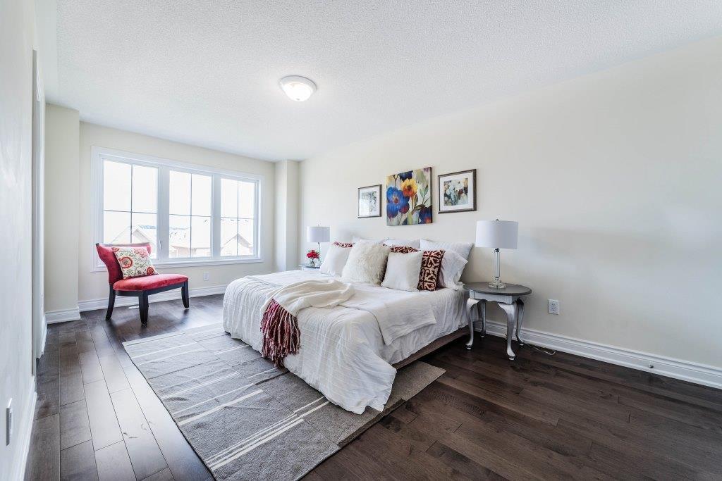 Master Bedroom, 255 Dundas, Markham Home Staging