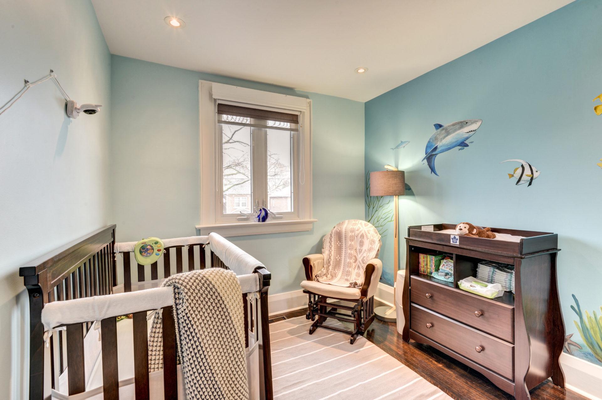 Nursery, 50 Albert, Etobicoke Home Staging