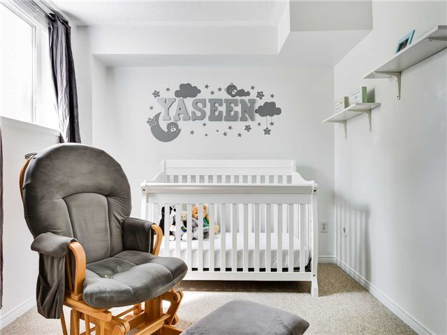 Nursery, 5050 Intrepid, Mississauga Home Staging