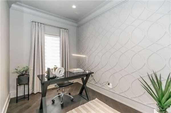 Office, 51 Glacier, Vaughan Home Staging