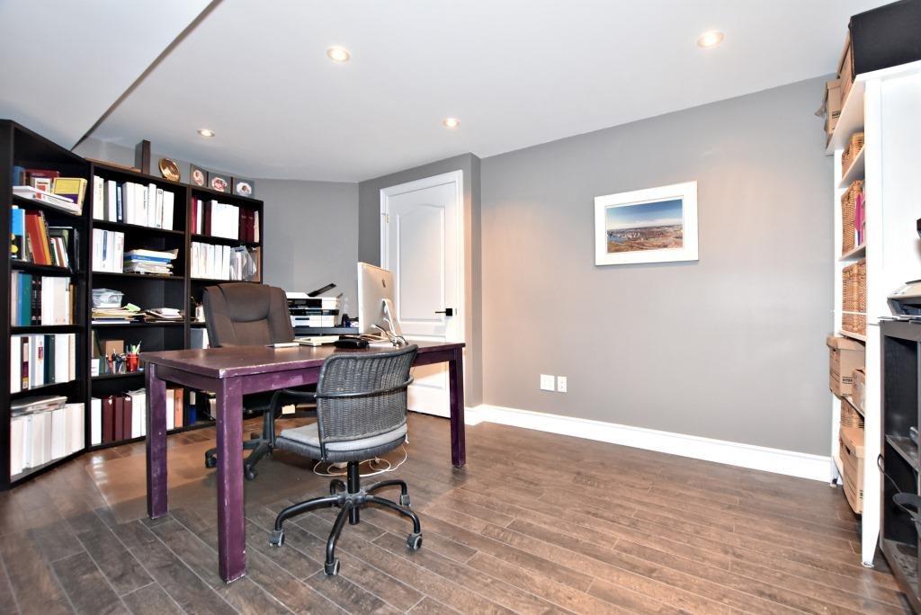 Office, 91 Wheeler, East York Home Staging