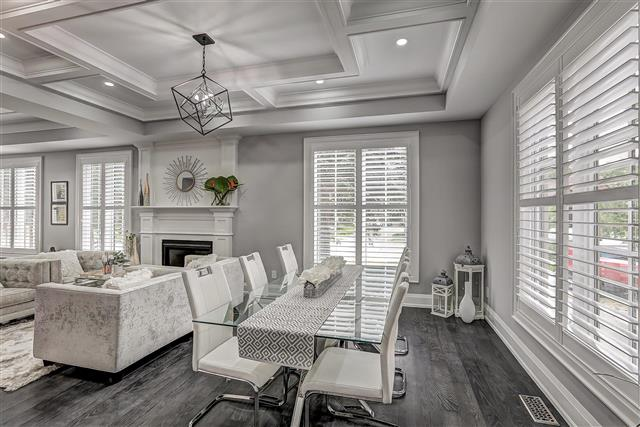 Open Concept, 175 The Kingsway, Etobicoke Home Staging