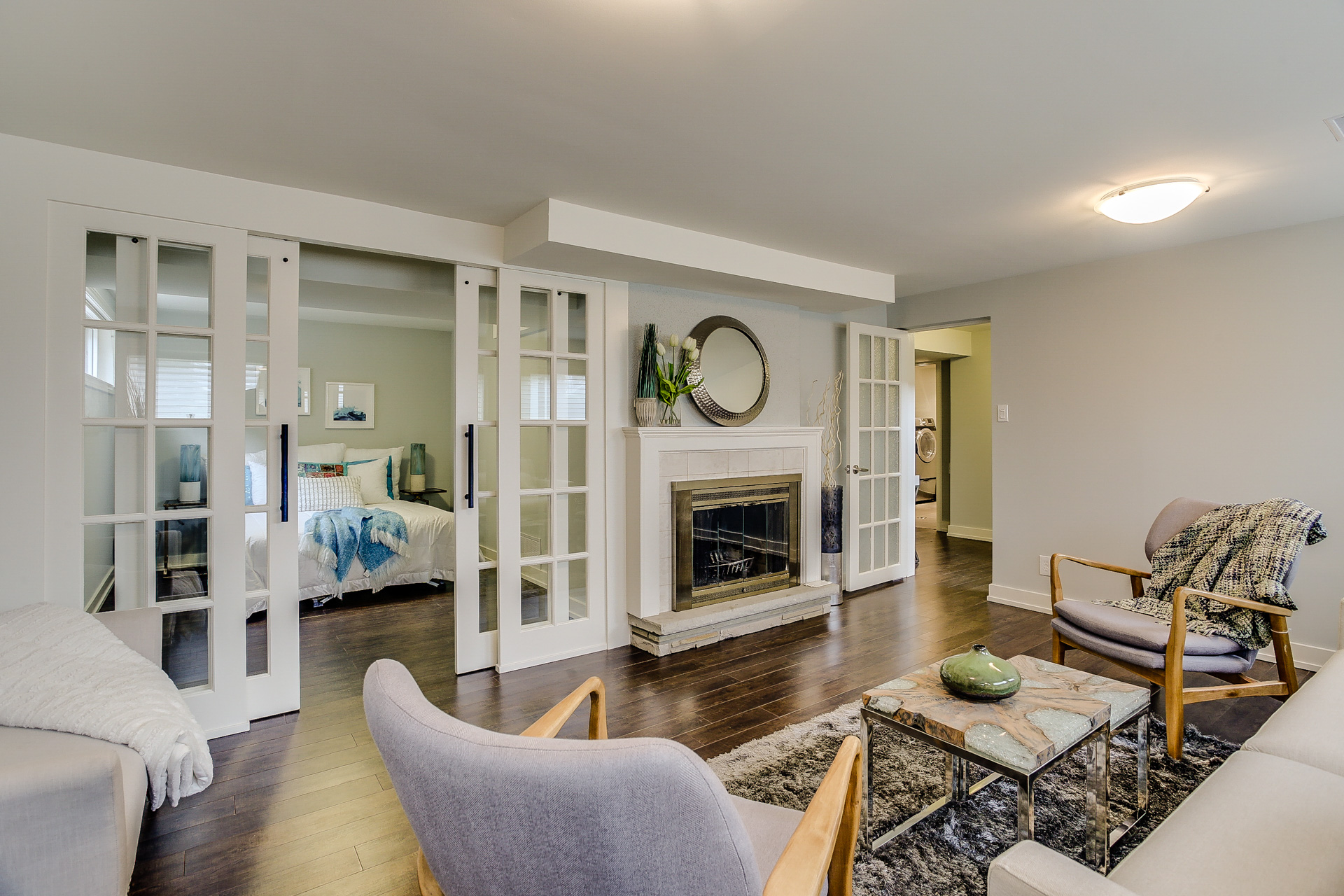 Open Concept, 26 Boxbury, Etobicoke Home Staging