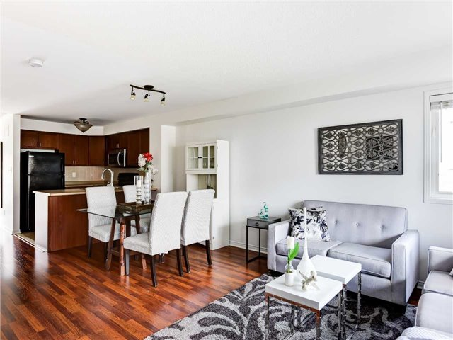 Open Concept, 5050 Intrepid, Mississauga Home Staging