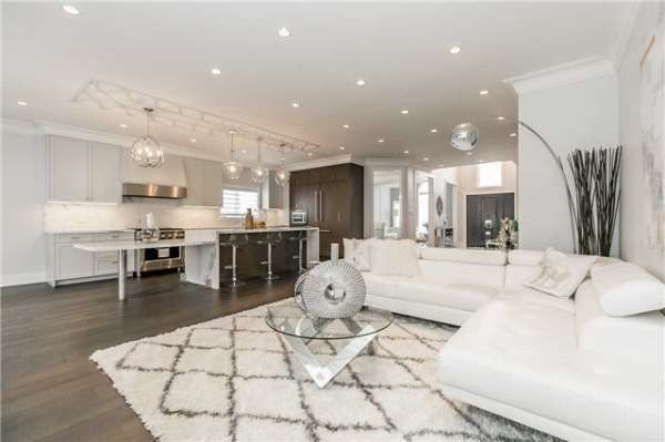 Open Concept, 51 Glacier, Vaughan Home Staging