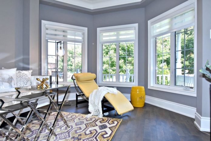 Reading Area, 91 Wheeler, East York Home Staging