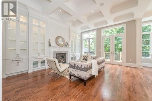 Reading Room, 188 Glenvale, Toronto Home Staging