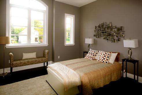 Third Bedroom, Rosedale House, Toronto Home Staging