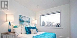 Second Bedroom, 1204 Islington, Toronto Home Staging