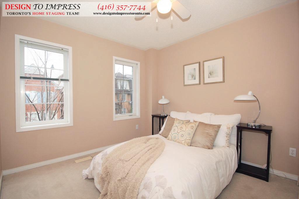 Second Bedroom, 133 Tarragona, Toronto Home Staging