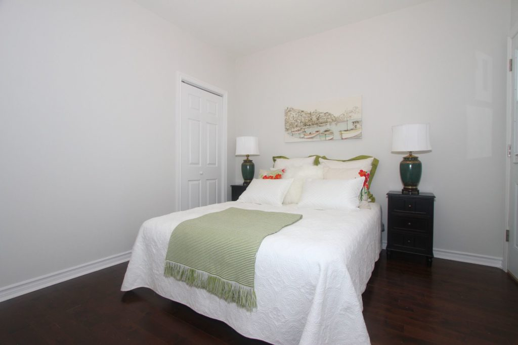 Second Bedroom, 161 Fifth, Etobicoke Home Staging