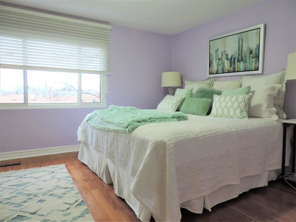 Second Bedroom, 2035 Asta Drive, Mississauga Home Staging