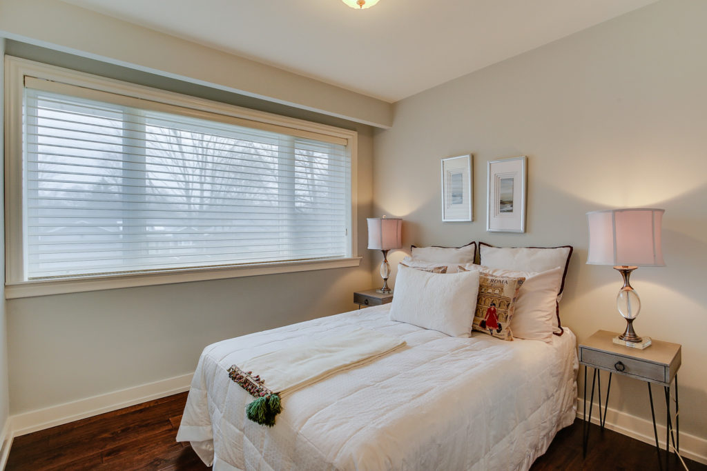 Second Bedroom, 26 Boxbury, Etobicoke Home Staging