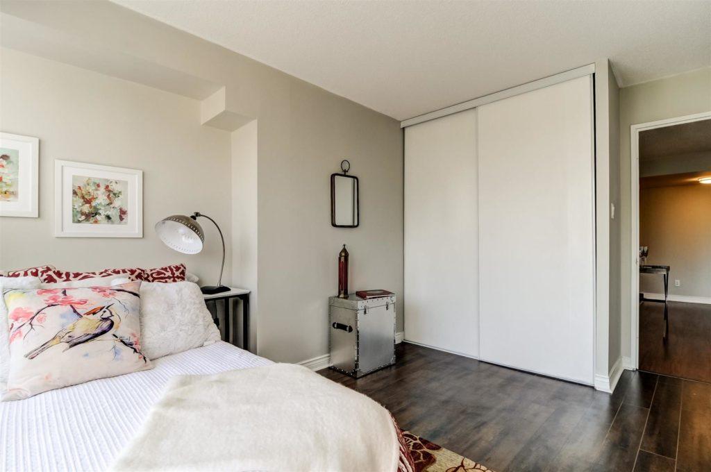 Second Bedroom, 265 Doris, Toronto Condo Staging