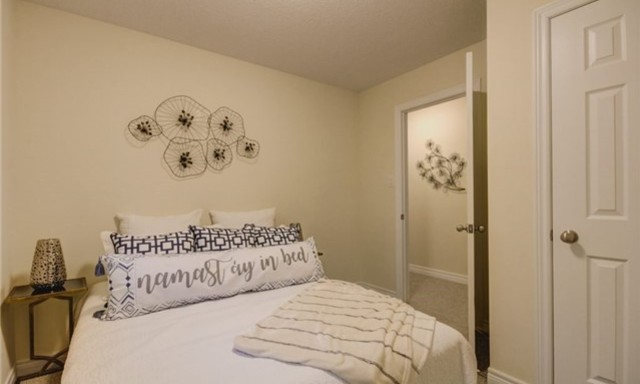 Second Bedroom, 49 Stammers, Ajax Home Staging