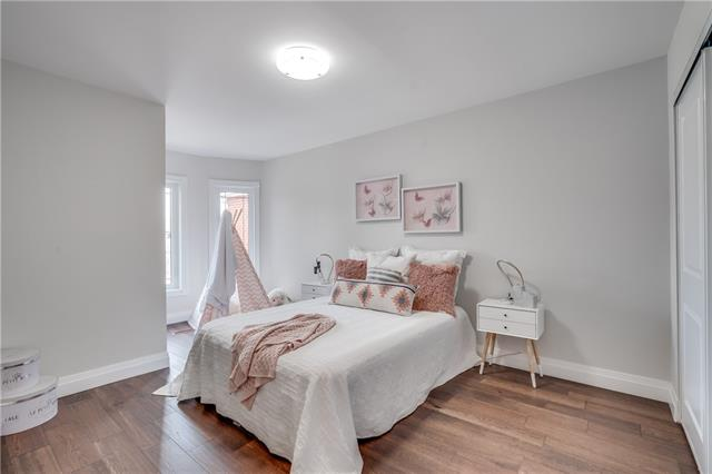Second Bedroom, 66 Springfield, Thornhill Home Staging