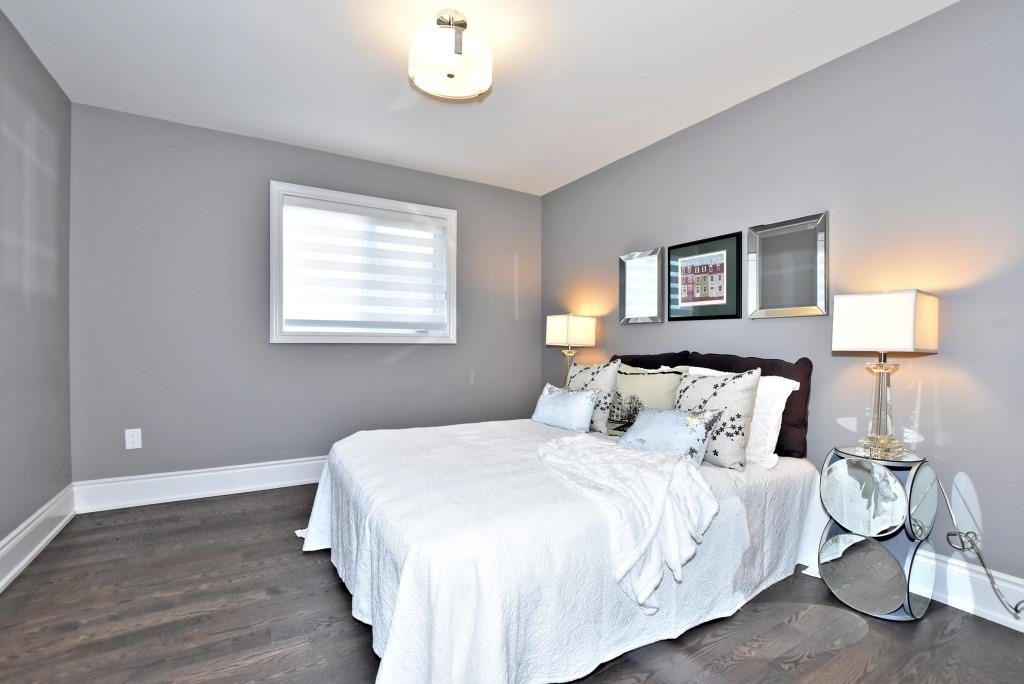 Second Bedroom, 91 Wheeler, East York Home Staging