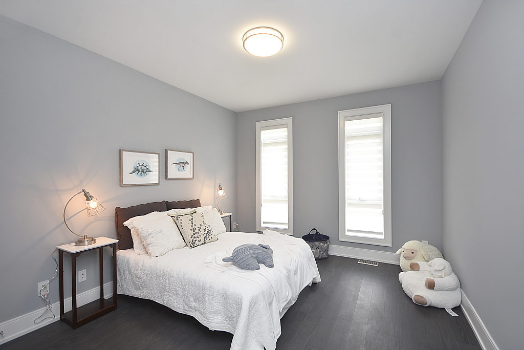 Second Bedroom, 948 Third, Mississauga Home Staging