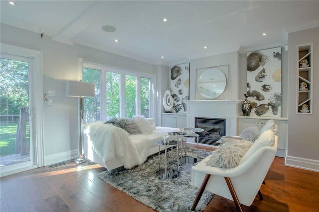 Sitting Room, 202 Windermere, Toronto Home Staging