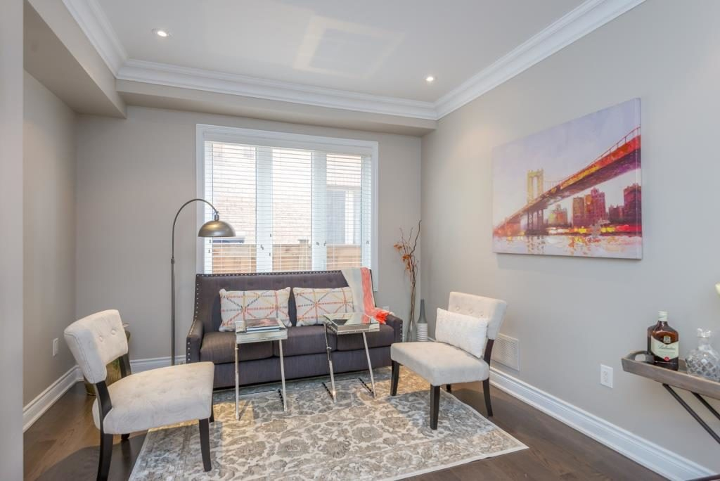 Sitting Room, 59 Stanton, Woodbridge Home Staging