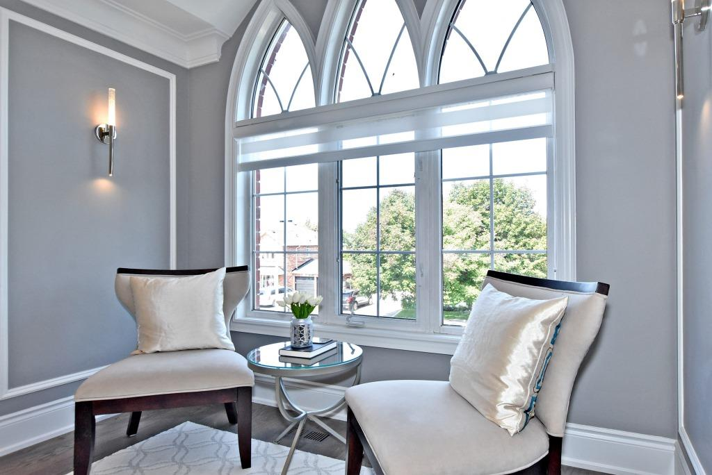 Sitting Space, 91 Wheeler, East York Home Staging