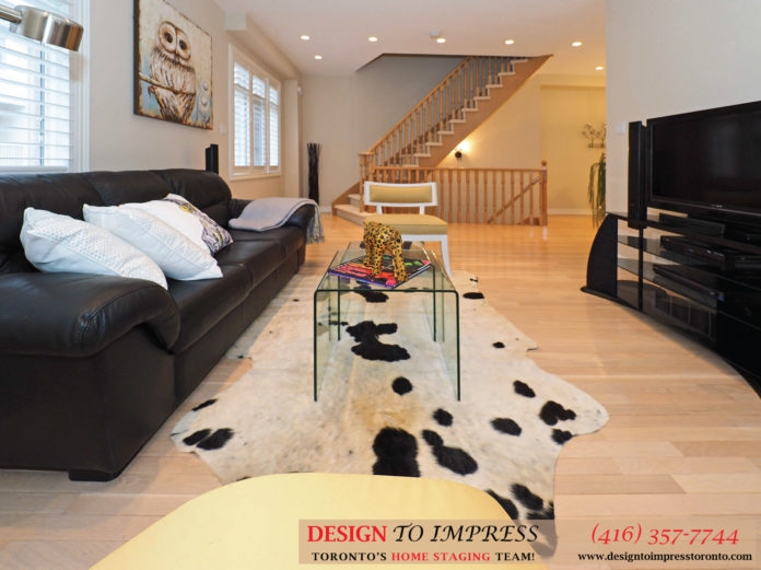 Stairway, 5 Jonathan Dunn, Toronto Home Staging