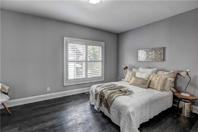 Third Bedroom, 175 The Kingsway, Etobicoke Home Staging