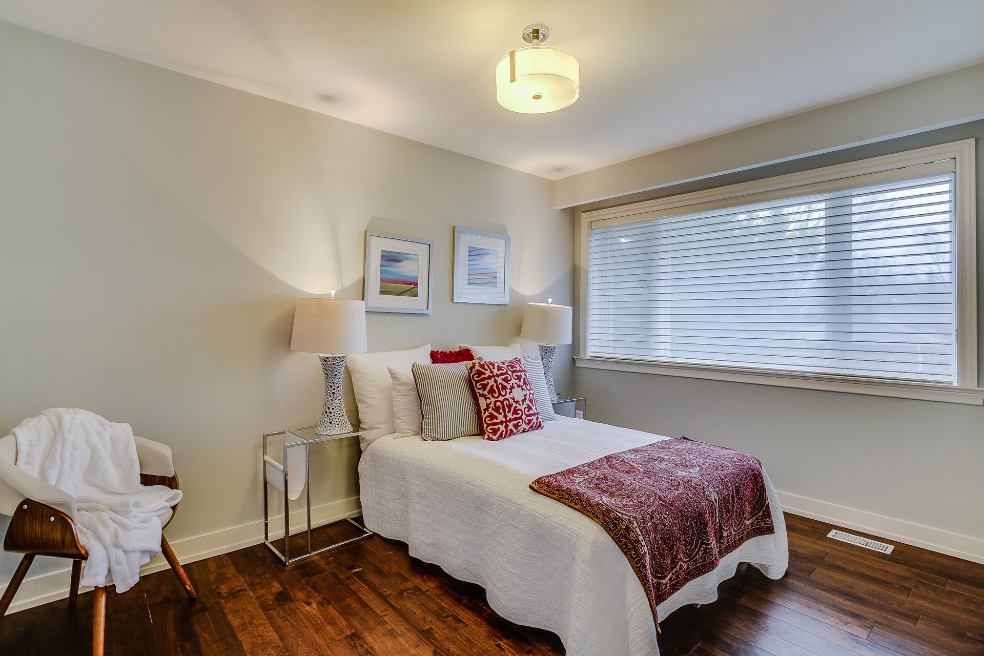 Third Bedroom, 26 Boxbury, Etobicoke Home Staging