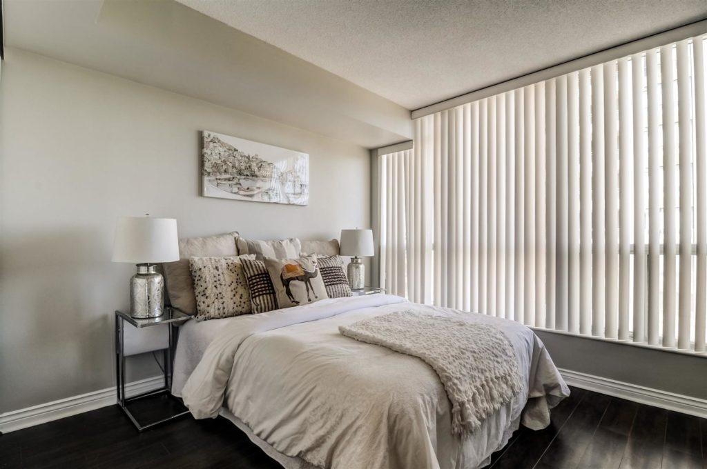 Third Bedroom, 265 Doris, Toronto Condo Staging