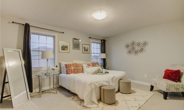 Third Bedroom, 49 Stammers, Ajax Home Staging