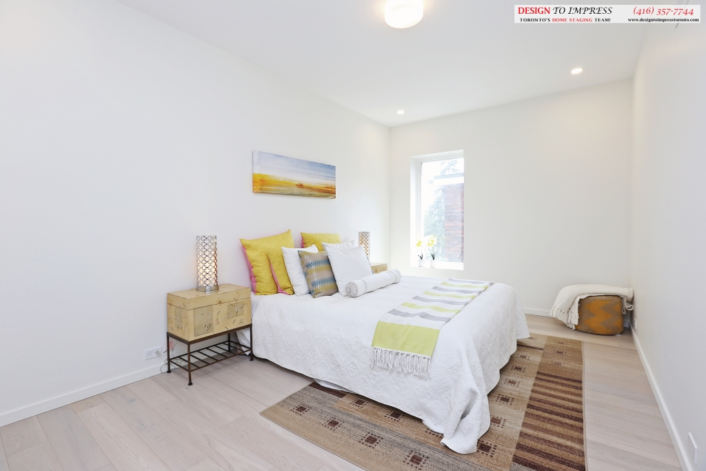 Third Bedroom, 75 Parkway, Toronto Home Staging