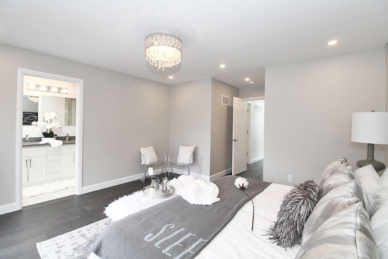Third Bedroom View, 182 Oak Park, East York Home Staging