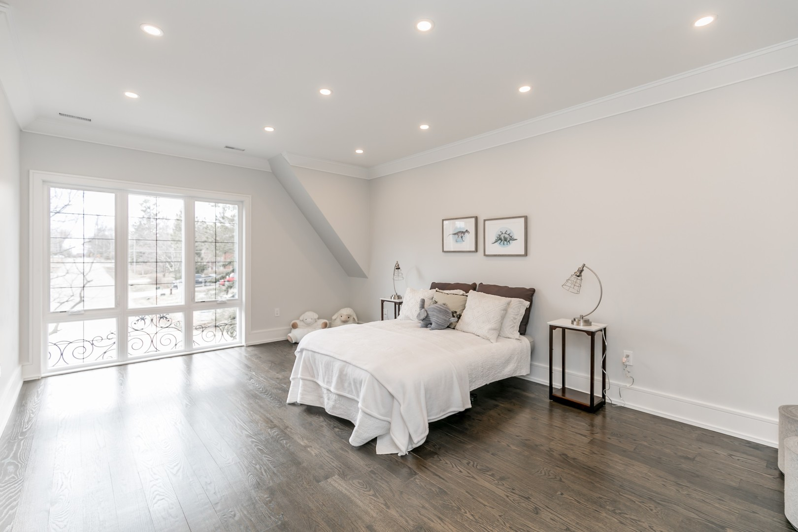 Third Bedroom View, 19 Ryder, Vaughan Home Staging