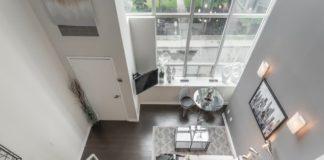 Upstairs View, 300 Manitoba, Toronto Condo Staging
