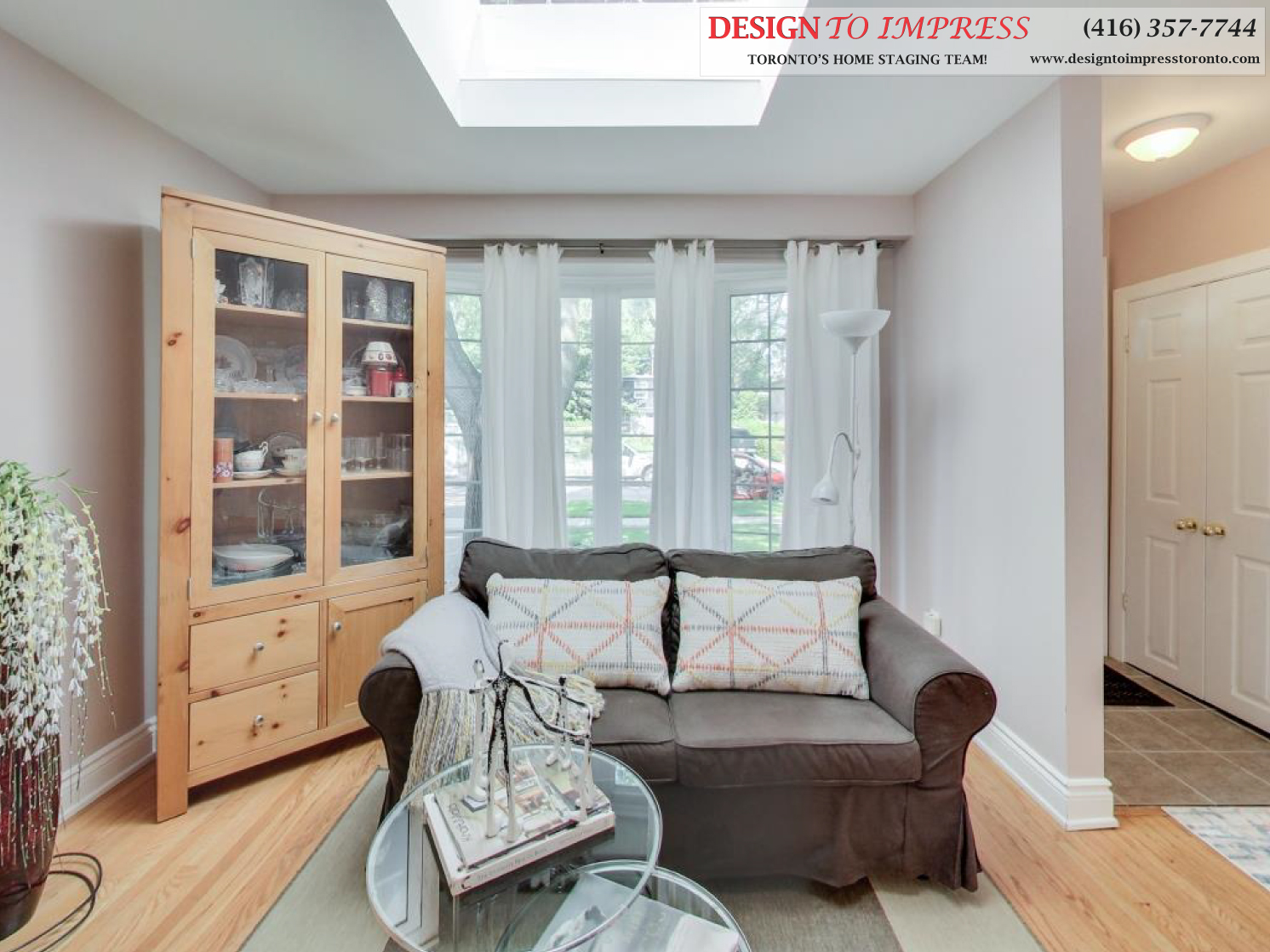 Windows, 41 Bournville, Scarborough Home Staging