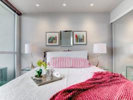 Bedroom Window, 4070 Confederation, Mississauga Condo Staging