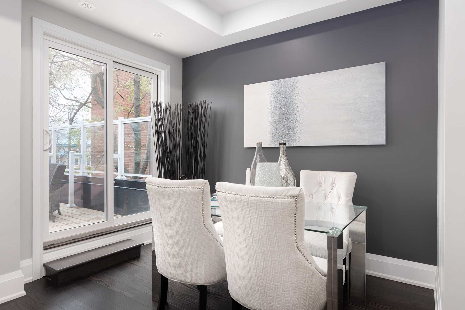 Dining Room, 1548A Kingston Rd., Scarborough Home Staging