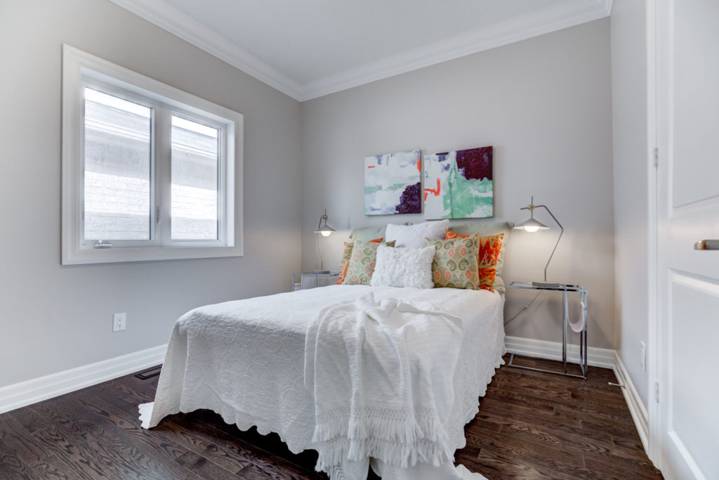 Fourth Bedroom, 3910 Lodi, Burlington Home Staging