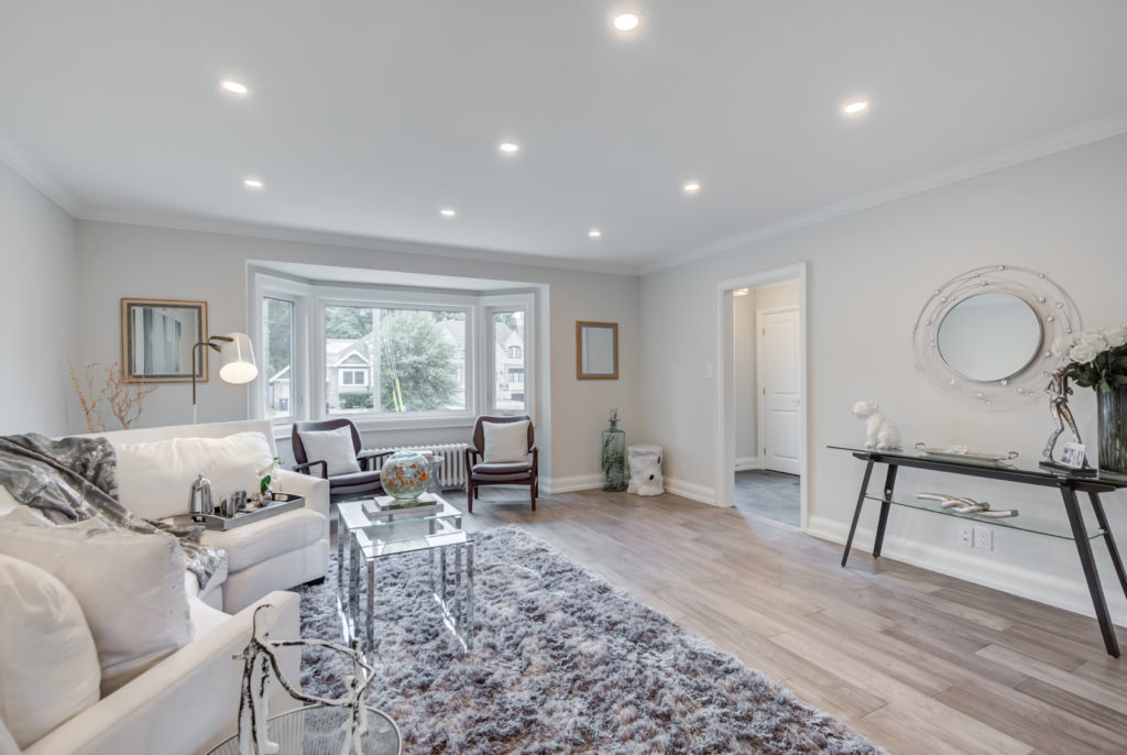 Living Space, 30 Parkview, North York Home Staging