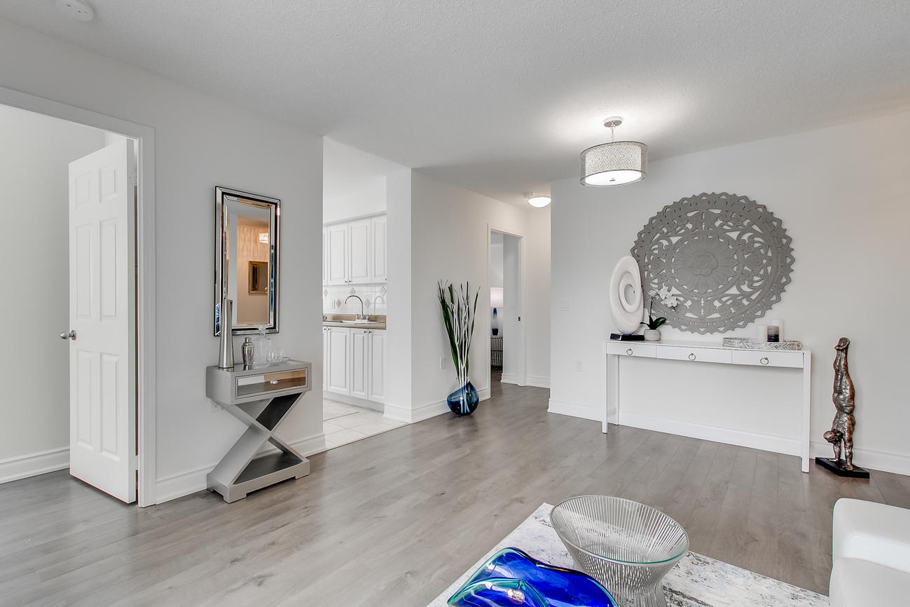 Main Room, 20 Olive Ave, Toronto Condo Staging