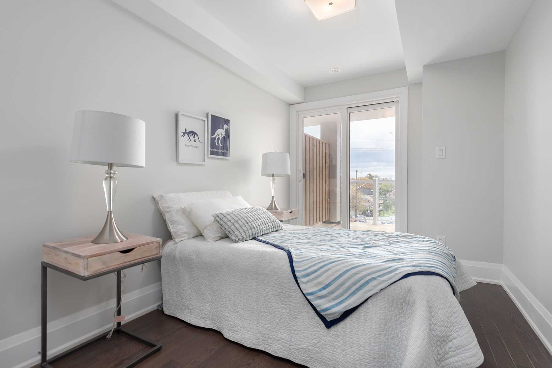 Second Bedroom, 1548A Kingston Rd., Scarborough Home Staging