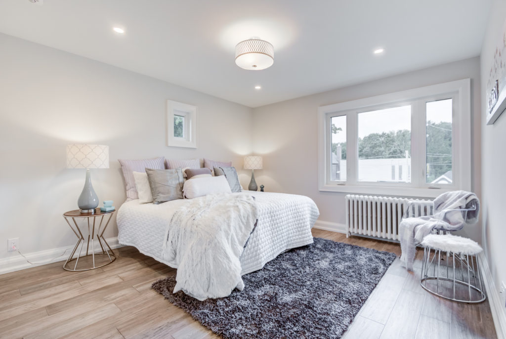 Third Bedroom, 30 Parkview, North York Home Staging